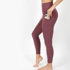 Yogalicious Lux High Waist Side Pocket Legging XS